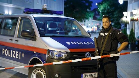 Polizei-Einsatz in Graz