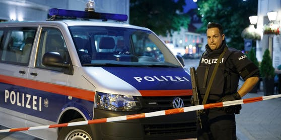 Polizei-Einsatz in Graz (Archivfoto)