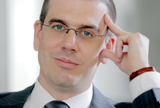 Meinungsforscher und Polit-Experte Peter Hajek.