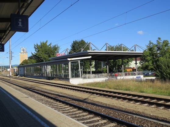 Diebstahl am Bahnhofsareal in Loosdorf
