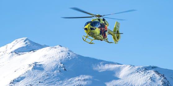Der Notarzt des Rettungshubschraubers C99 konnte nur noch den Tod der Jugendlichen feststellen.