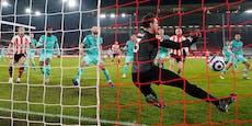 Liverpool vermeidet sieglosen Liga-Februar knapp