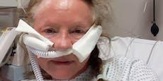 Pflegerin lehnte Impfung ab, nun ist sie schwer krank
