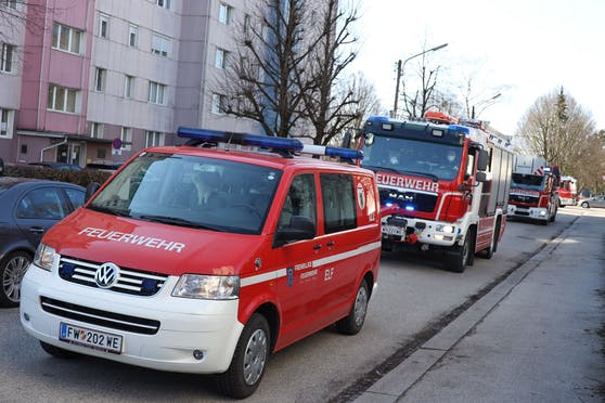 Feuerwehr, Polizei und Rettung rückten aus, doch Brand gab es keinen.