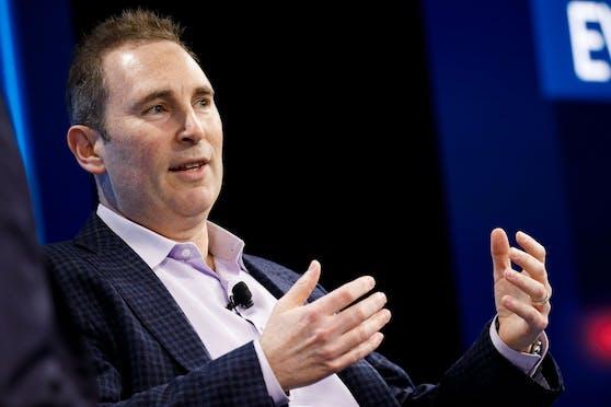 Andy Jassy folgt Jeff Bezos an der Amazon-Spitze.