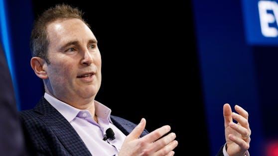 Andy Jassy heisst der neue CEO von Amazon. Er führte bislang die Unternehmenseinheit Amazon Web Services (AWS).
