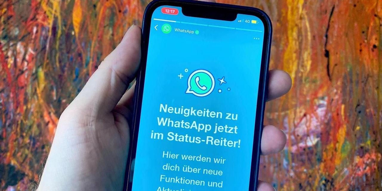 Whatsapp Werbung 2021