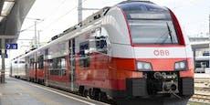 Bahn-Monteur durch Stromschlag schwer verletzt
