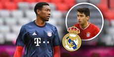 "Bayern-Star: ""Hoffe, Real nimmt uns Alaba nicht weg"""