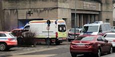 Mordalarm! Frau bei Wiener Kirche erstochen