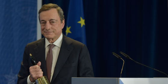 Der frühere EZB-Chef Mario Draghi wird Italiens neuer Ministerpräsident.