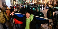 Über 1.100 Festnahmen bei Protesten nach Nawalny-Urteil