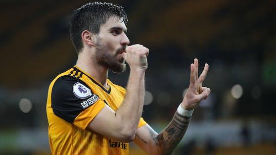 Wolverhampton-Star Ruben Neves