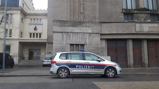Mord-Alarm in Wien-Favoriten am Mittwoch