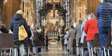 Pfarrer ignorierte Regeln – CoV-Cluster nach Messe