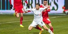 ÖFB-Star Lainer leitet Gladbacher Pokal-Aufstieg ein