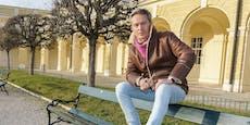 """Während die Kultur """"schläft"""", zählt Alfons Haider Bäume"""