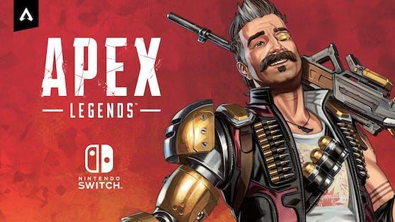 """""""Apex Legends"""" für Nintendo Switch erscheint am 9. März."""