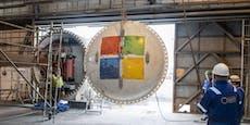 Microsoft plant größte Österreich-Investition