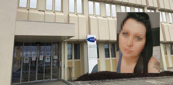 Eine 28-jährige Mutter erzählt, sie sollte einen AMS-Kurs besuchen, statt zu arbeiten.
