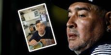 Letztes Video zeigt Maradona kurz vor seinem Tod