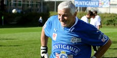 Sturm trauert um Goalie-Legende Walter Saria (65)
