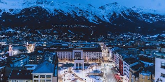 Tirols Landeshauptstadt Innsbruck: Wien prüft derzeit, ganz Tirol abzuriegeln.