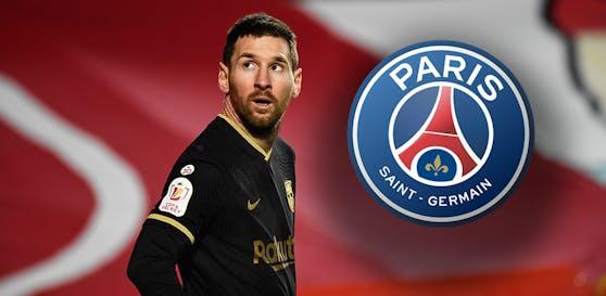 Geht Lionel Messi zu Paris St.-Germaion?