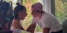 """""""Es sind Zwillinge"""": TikTok-Star legt Ehefrau rein"""