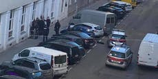 Zwei Männer wegen Raub mit Messer in Wien festgenommen
