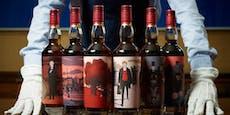 Kostbarer Cognac aus dem Jahr 1777 wird nun versteigert