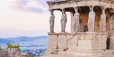 Griechenland öffnet wieder für Touristen