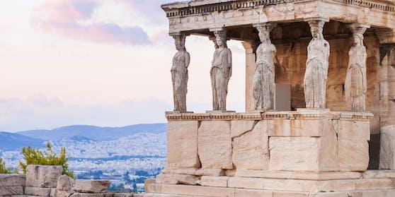 Touristen können wieder die Akropolis stürmen