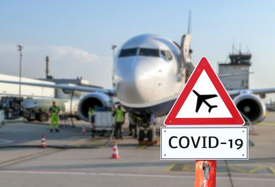 AusSüdafrika, Großbritannien und Brasilien kann trotz Landeverbot in Österreich eingereist werden.