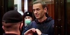 """Ärzte in Sorge: """"Nawalny kann jede Minute sterben"""""""
