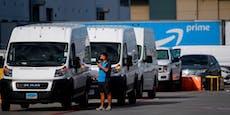 Amazon-Fahrer müssen sich künftig filmen lassen