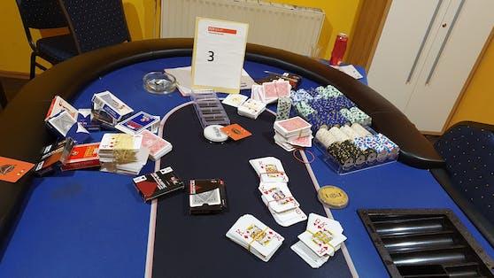 Illegales Casino Favoriten