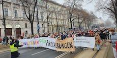 Mehrere Hundert Teilnehmer bei Anti-Abschiebungsdemo