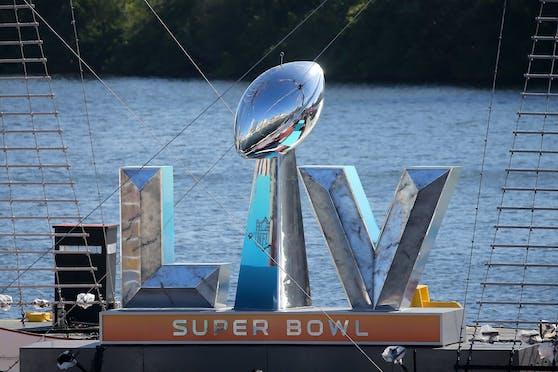 Kansas City Chiefs gegen Tampa Bay Buccaneers im Super Bowl.