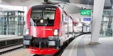 ÖBB streichen ab heute die ersten Züge