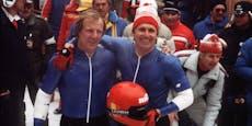 Olympiasieger Sepp Benz ist tot – er starb an Corona