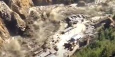 14 Tote und 170 Vermisste nach Sturzflut imHimalaya