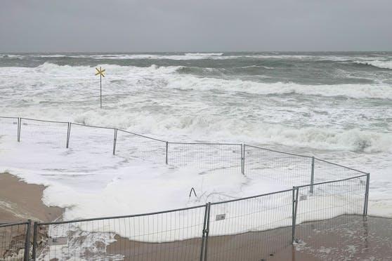 Das Unglück ereignete sich in der Nordsee. (Archivbild)
