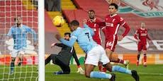 4:1! Manchester City hängt Liverpool im Titelrennen ab