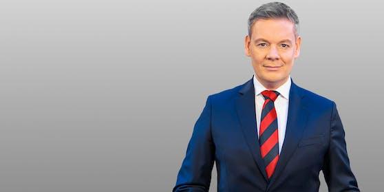 Servus TV-Infochef Martin Paar moderiert.
