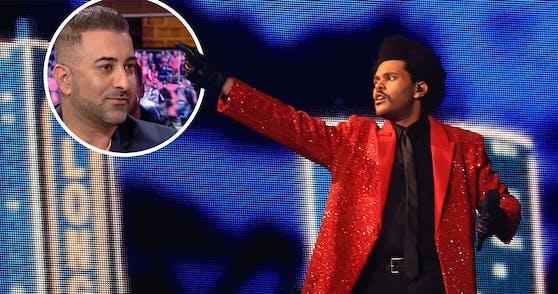 Pasha Asiladab gefiel The Weeknd nicht wirklich.