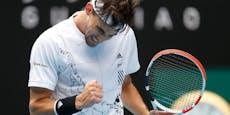 Harter Kampf! Thiem in der 2. Runde der Australian Open