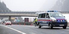 """Reisebeschränkungen: Tirol wird zur """"Sperrzone"""""""
