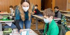 Erster Schultag – so viele Wiener Schüler waren positiv