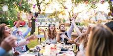 Hochzeiten & Partys: So lange müssen wir verzichten